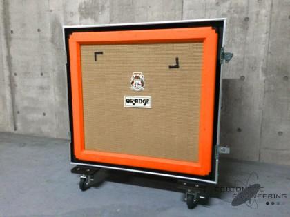 オレンジORANGE PPC-412 4×12″専用ケース