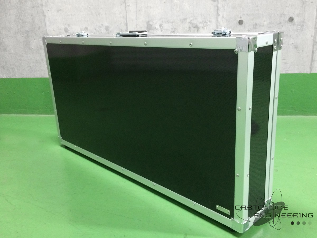 CFRPカーボンエフェクターボード