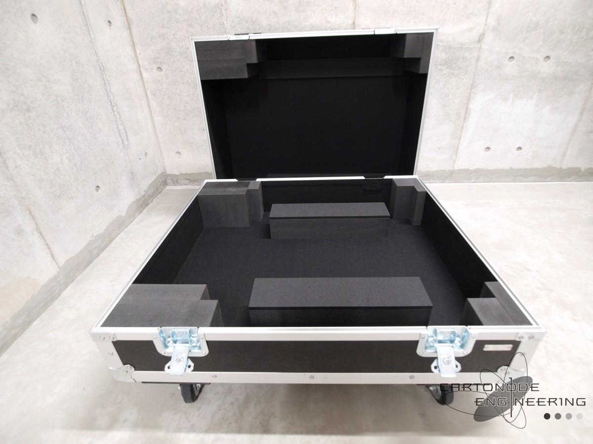パナソニックTH-DW10000プロジェクターハードケース