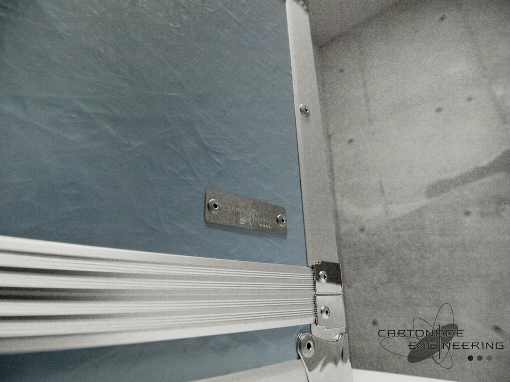 マーシャル1974JMPヘッドアンプケース
