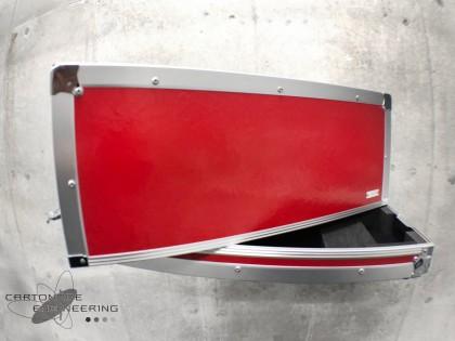PARK 45GT Red LTD ヘッドアンプ専用ケース